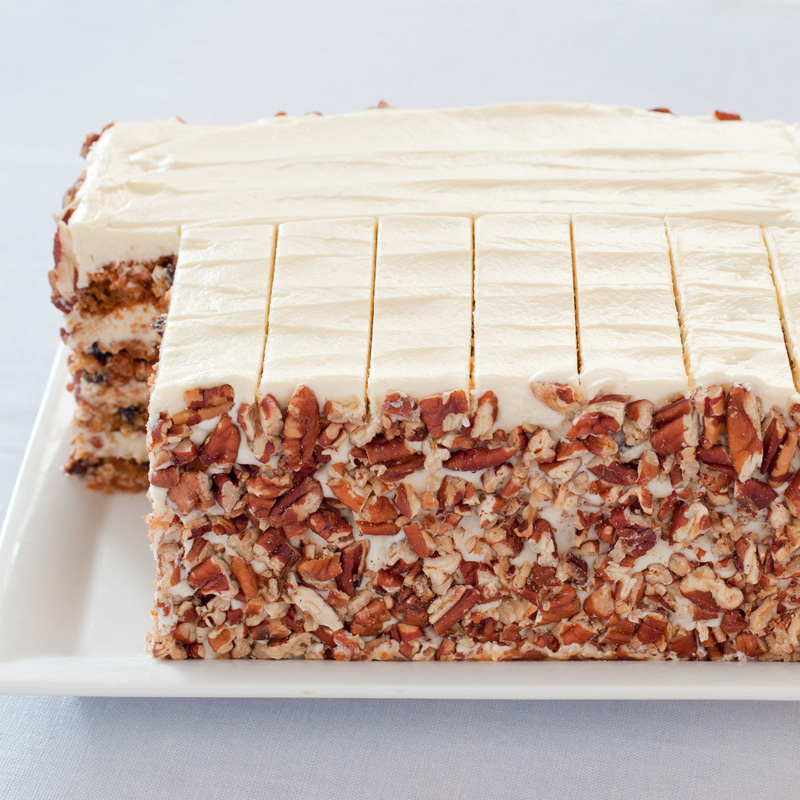 America S Test Kitchen Carrot Cake