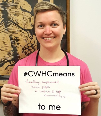 Mary, CWHC Nurse Practitioner | Courtesy of Chicago Women's Health Center
