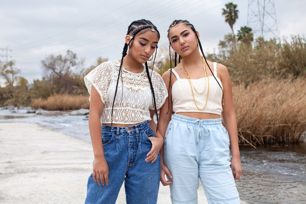 """Dea and Nai"" 