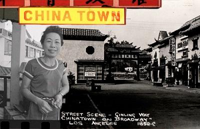 Departures Chinatown