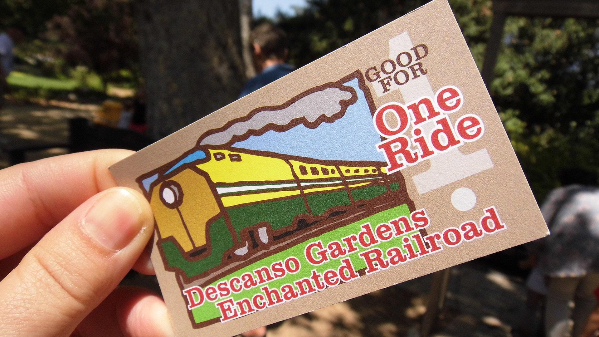Enchanted Railroad