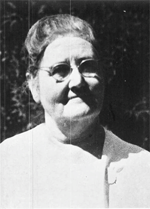 Nellie Coffman, exerpted from The Desert Magazine and courtesy of the author's collection.