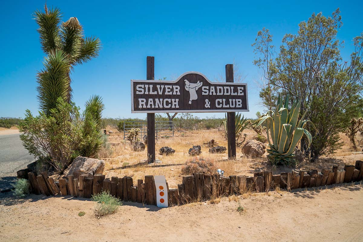 Thomas M. Maney and his cohorts' LandBanking+ scam, now part of a lawsuit begun in 2019 by the California Department of Business Oversight, is centered around the Silver Saddle Ranch & Club property at Galileo Hill. | Kim Stringfellow