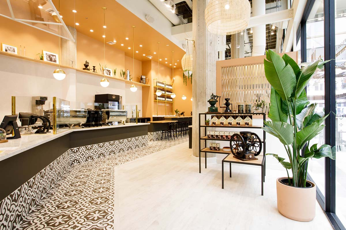 Don Francisco Casa Cubana interior entrance | ​Courtesy of Gaviña Coffee Company