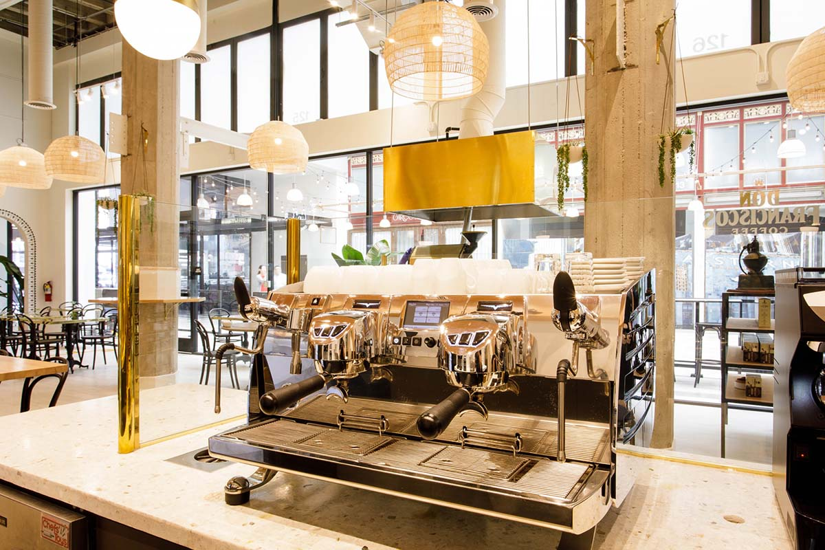 Don Francisco Casa Cubana espresso bar | ​Courtesy of Gaviña Coffee Company