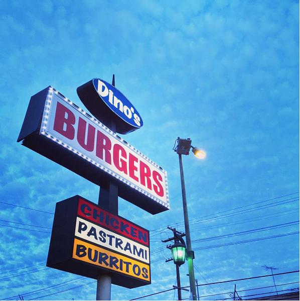 Dinos Chicken Burgers