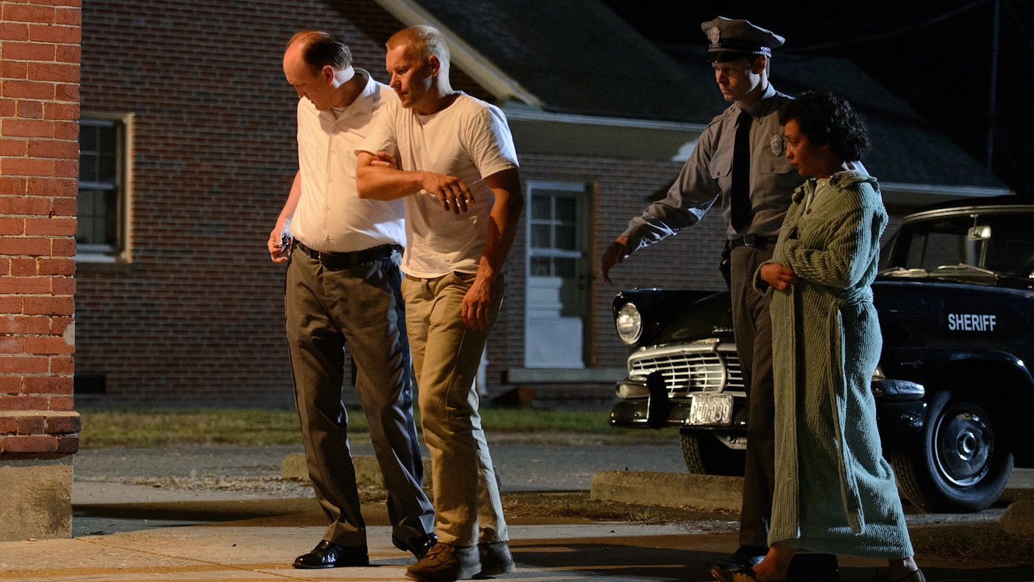 "Directed by Jeff Nichols, ""Loving"" features Joel Edgerton and Ruth Negga"