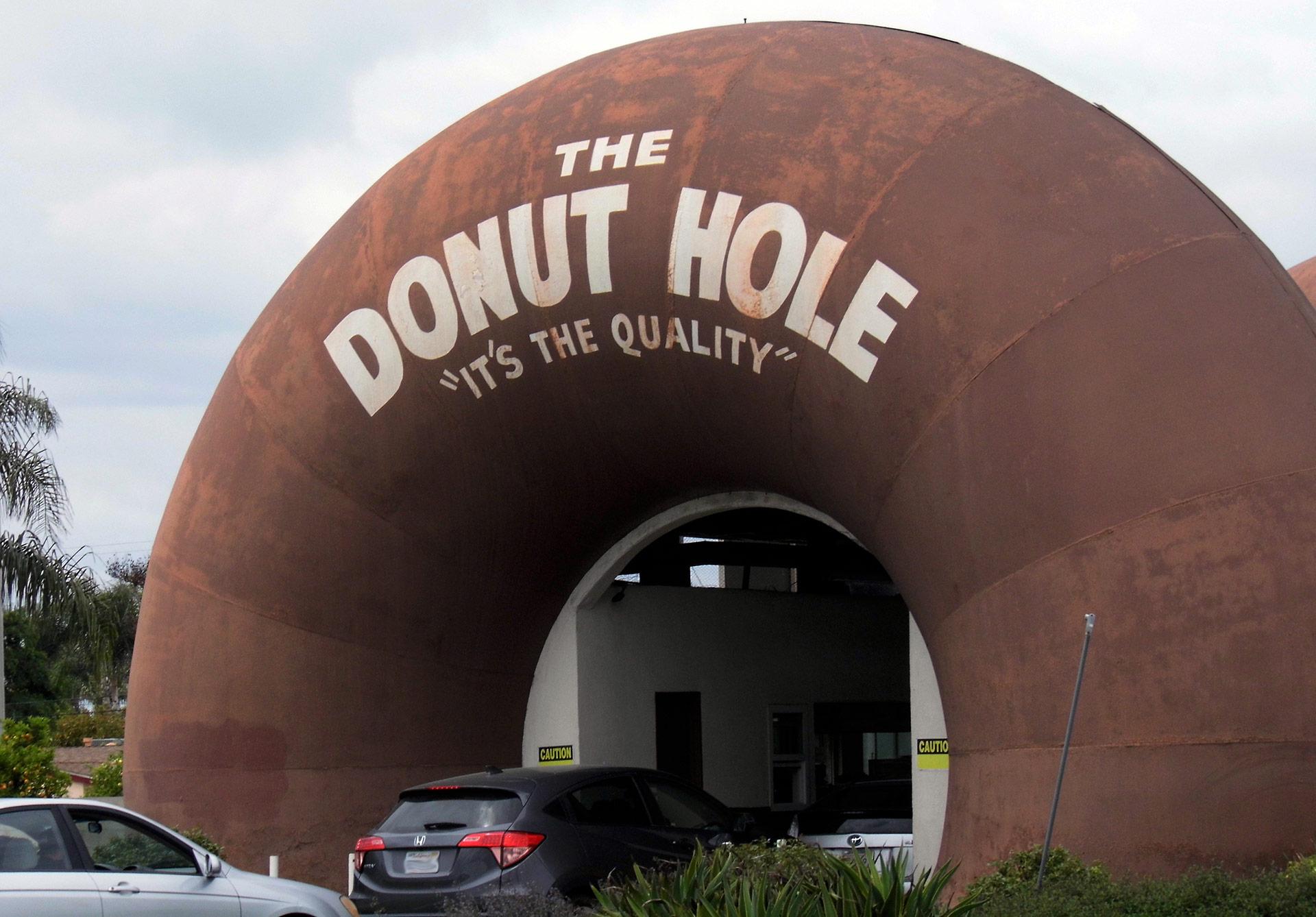 The Donut Hole | Sandi Hemmerlein