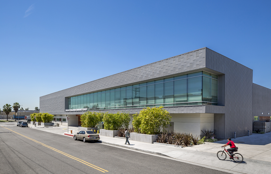 Douglas F. Dollarhide Community Center by Michael H. Anderson