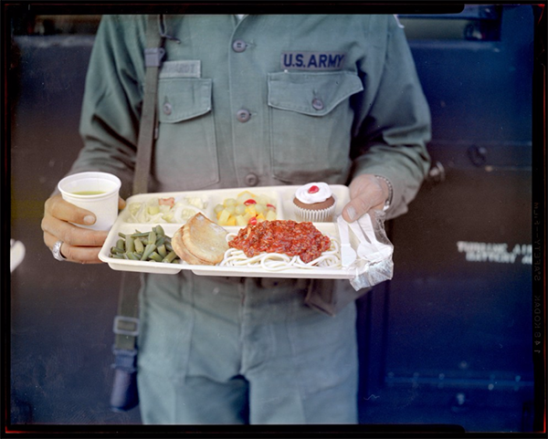 Army chow circa 1969 | Courtesy Digital Commonwealth