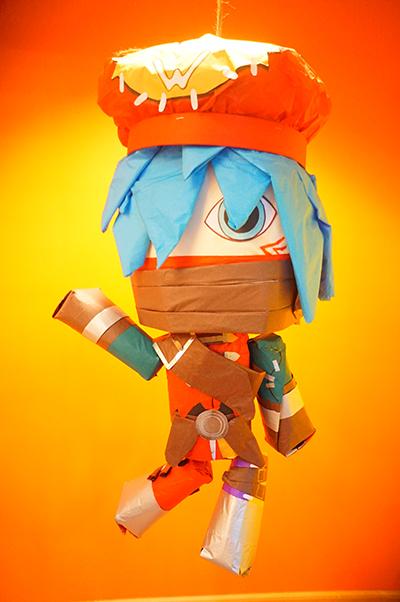 One of Yesenia's designs | Courtesy of Piñata Design Studio