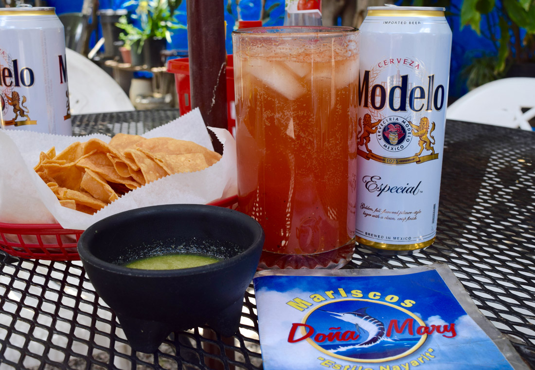 Off to a great start at Mariscos Doña Mary | Danny Jensen
