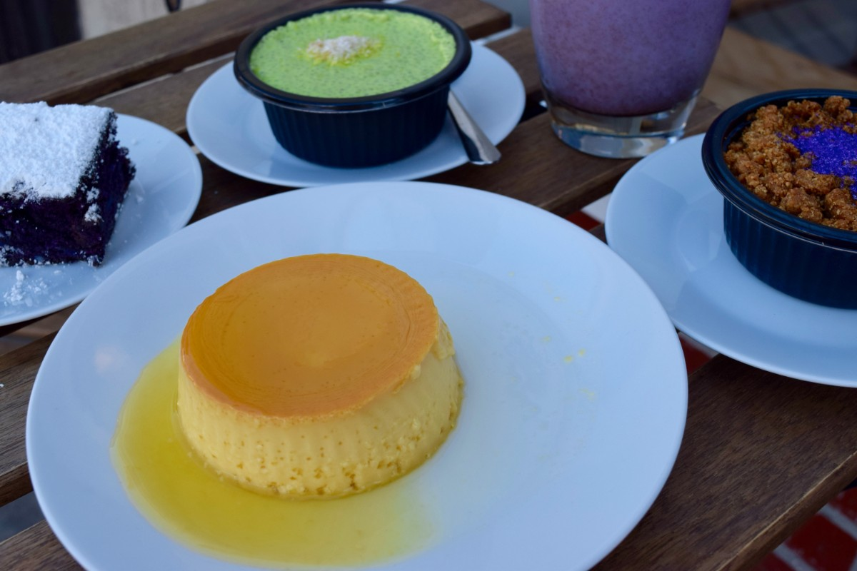 Mango crème caramel | Danny Jensen
