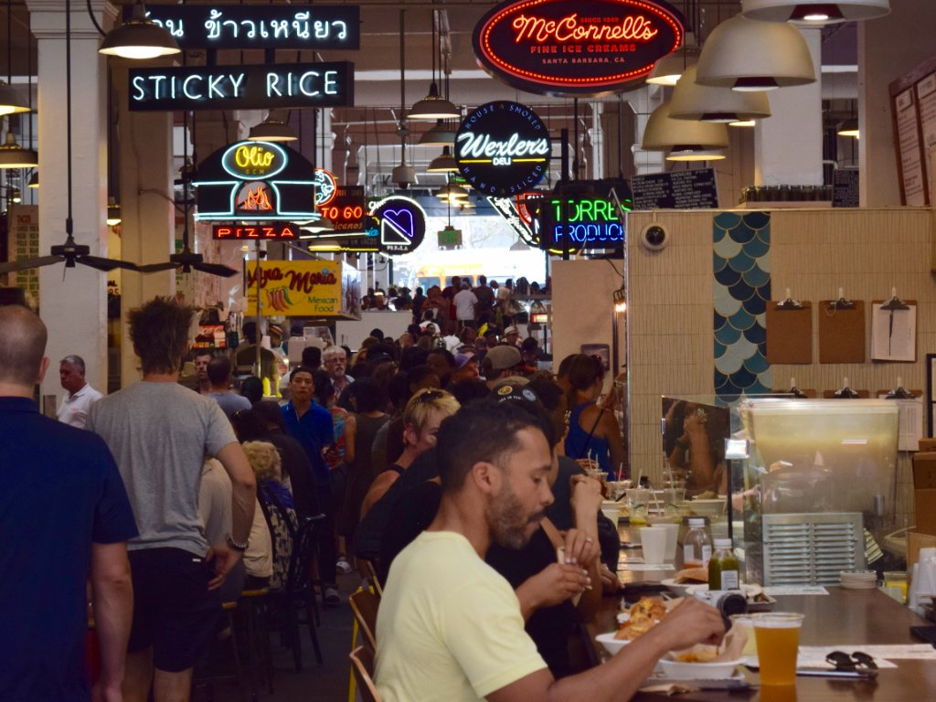 Vendors new and old at Grand Central Market | Danny Jensen