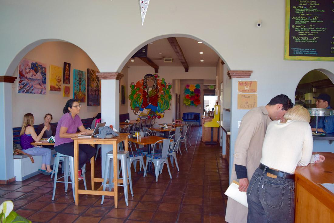 Inside Canela Cocina Latina Danny Jensen