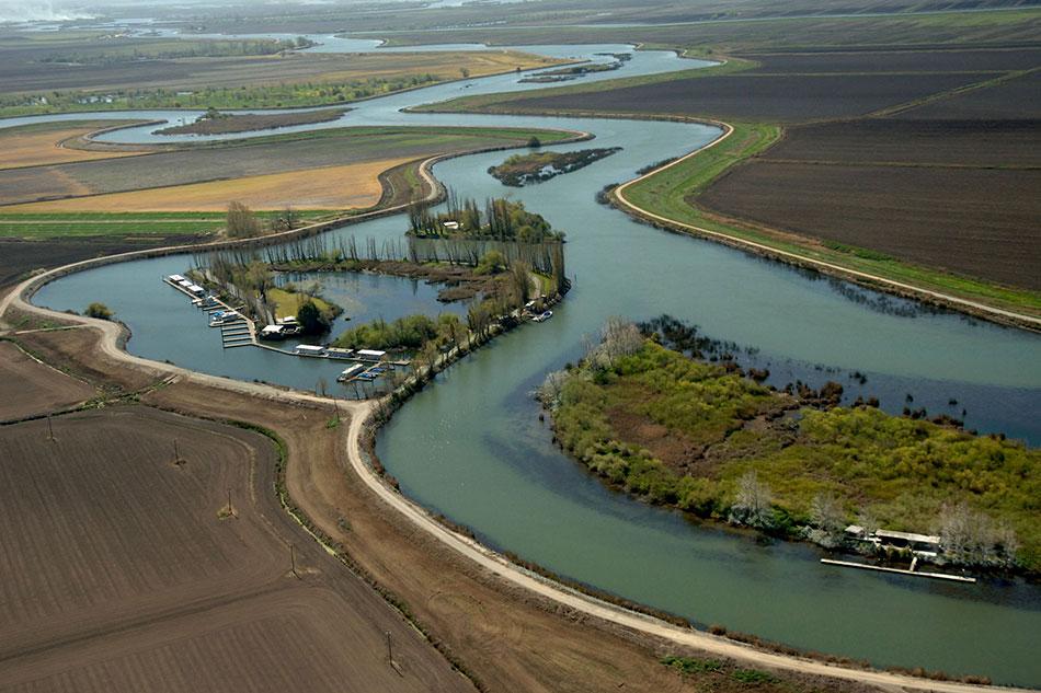 Winding Delta