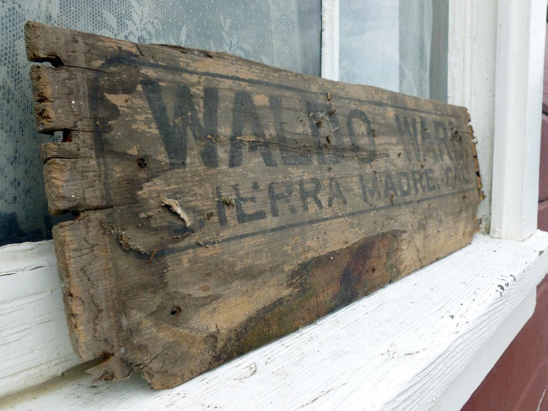 E. Waldo Ward & Son