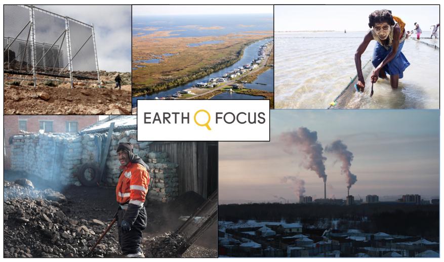 earth focus