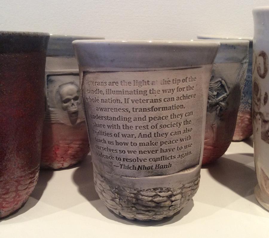"""Ehren Tool, """"Cups"""""""