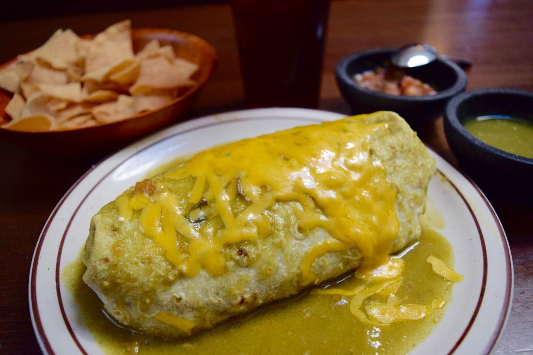 Jesse's Extra Special Burrito, El Arco Iris