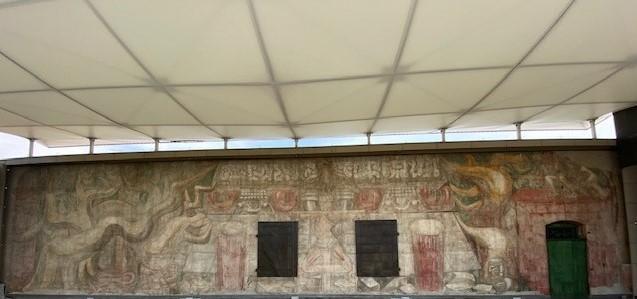 América Tropical Interpretive Center | El Pueblo Historical Monument