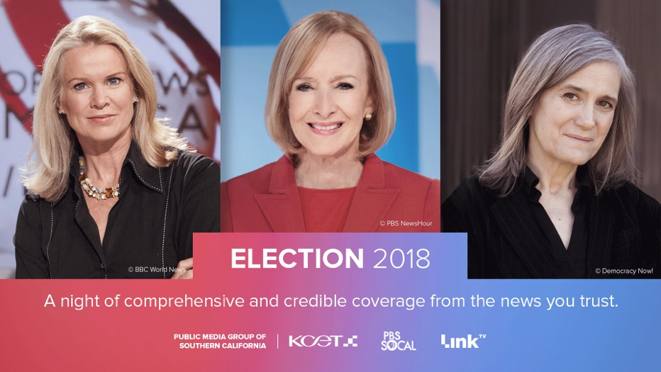 election day coverage 2018