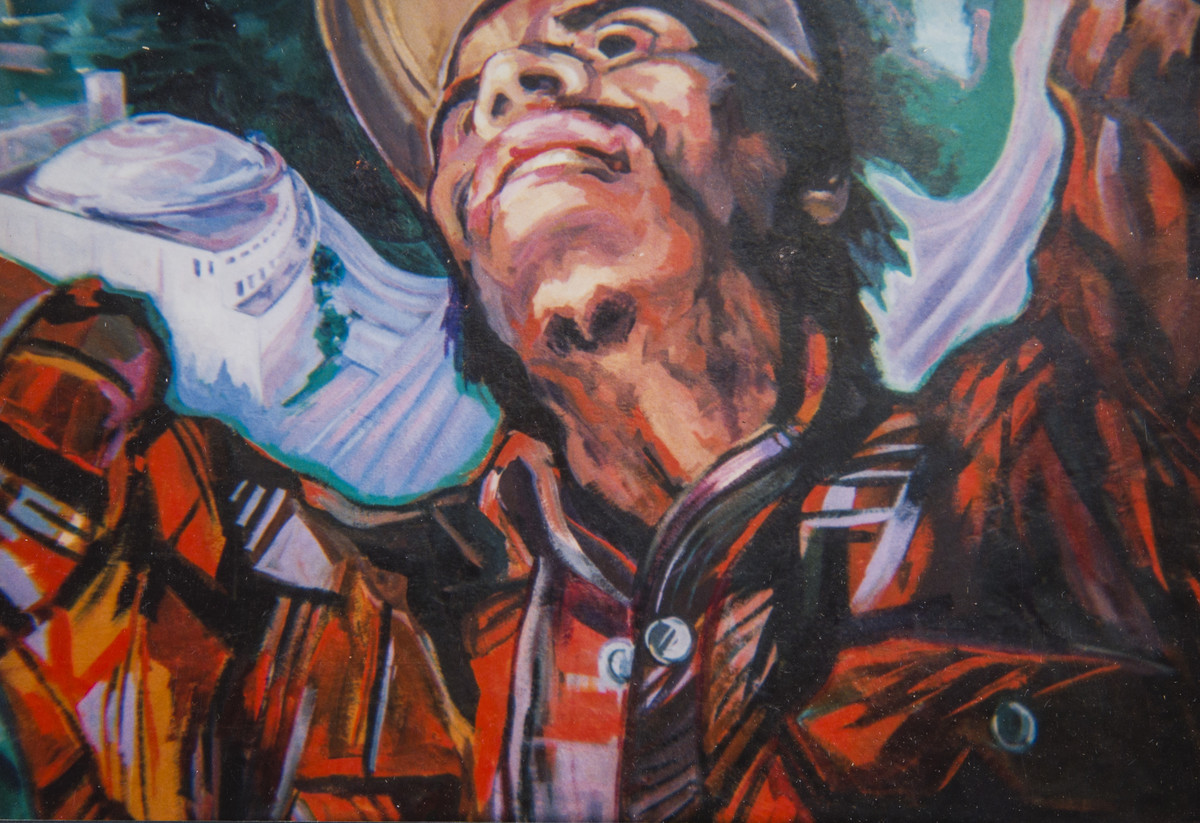"Ernesto de la Loza's ""El Nuevo Mundo: Homage to the Worker"" 