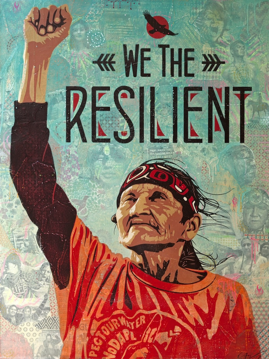 "Ernesto Yerena, ""We The Resilient"""