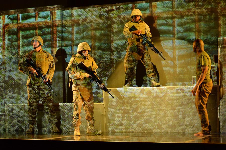 Fallujah Opera Long Beach