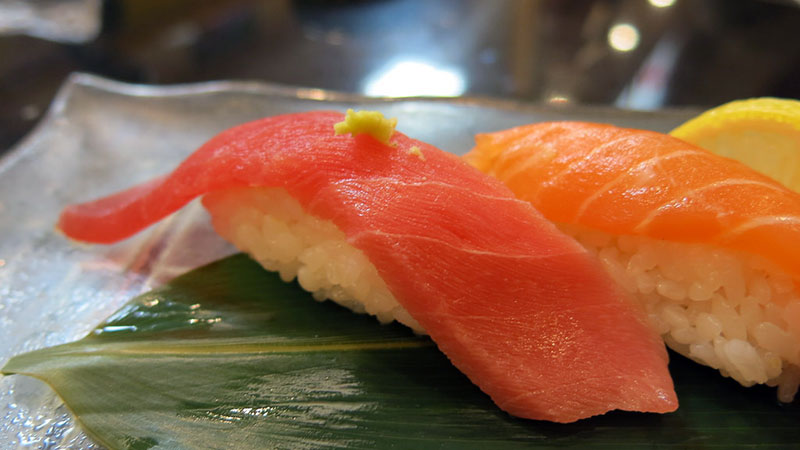 Is That Really Yellowtail? Sushi Gene Study Reveals Rampant