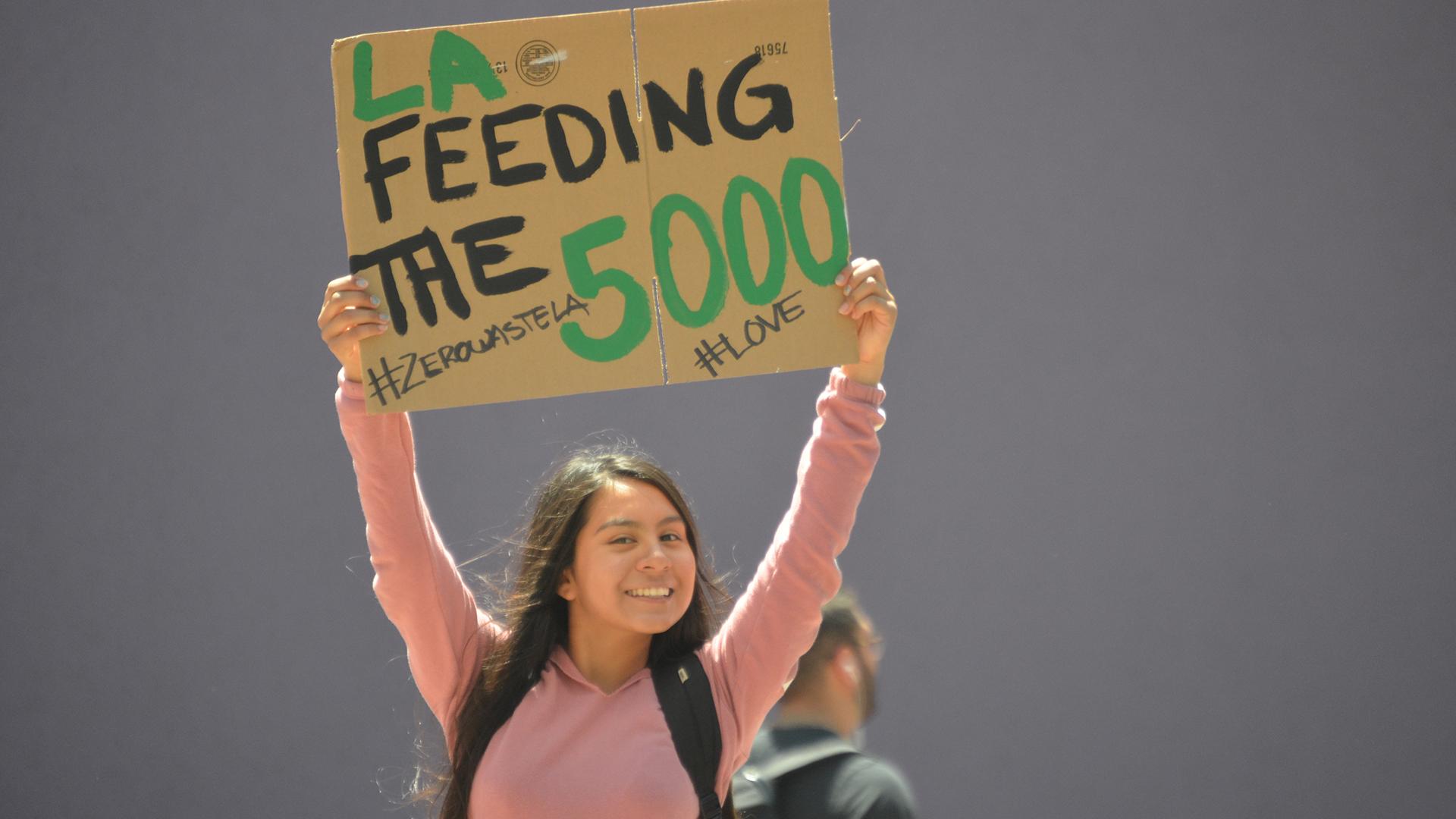 LA Feeding The 500