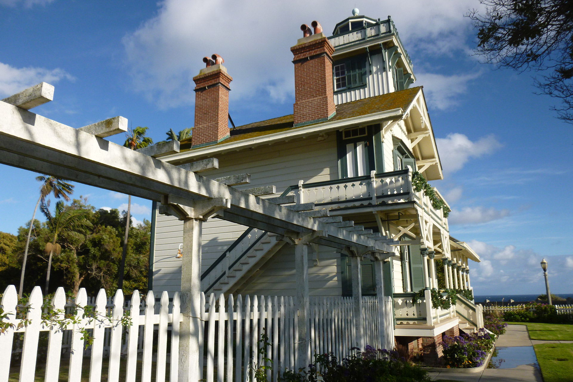Point Fermin Lighthouse Historic Site