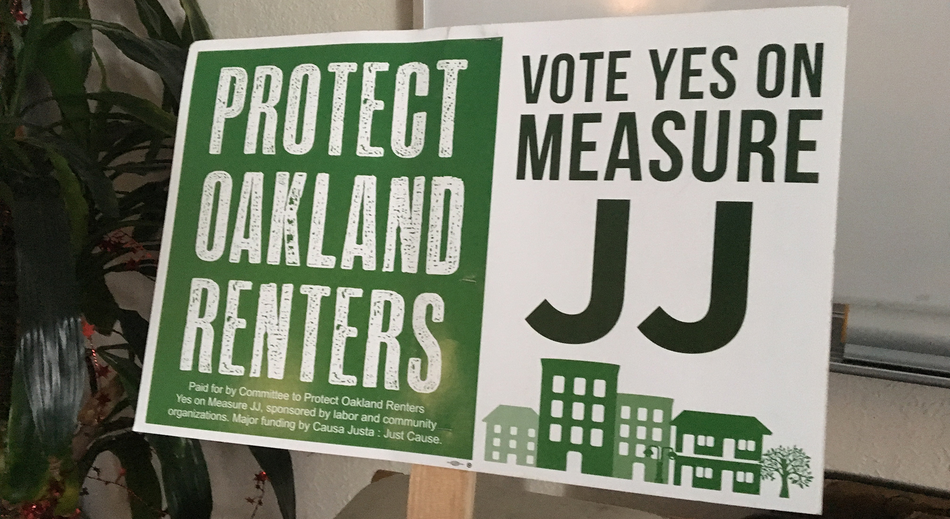 Measure JJ Oakland