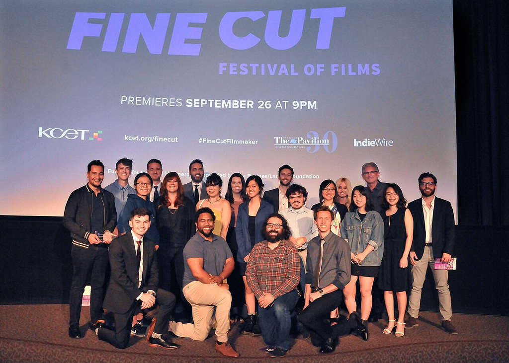 KCET's 19th Annual Fine Cut Festival of Films finalists