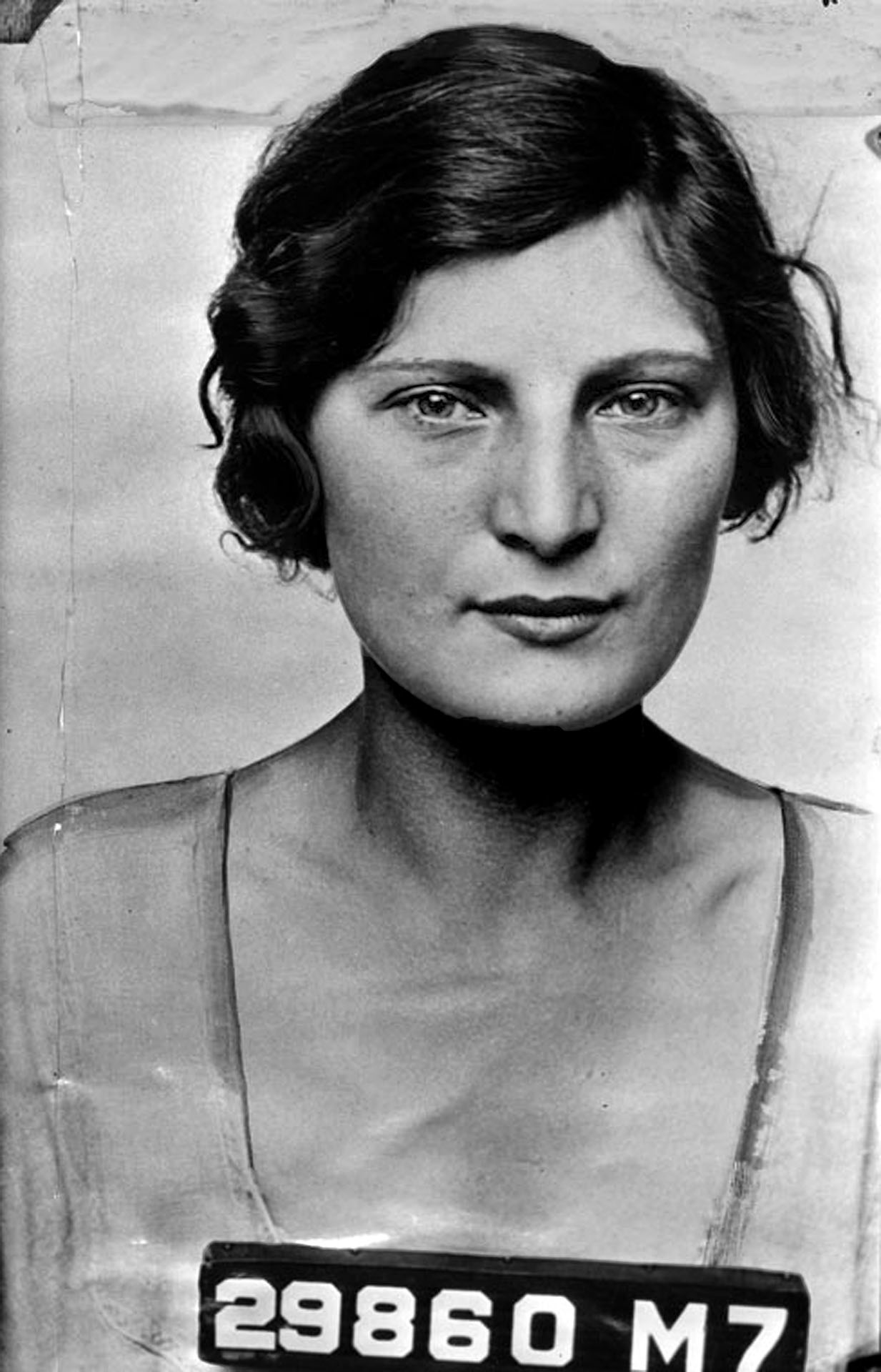 "Florence Godwin. She was arrested in 1935 along with Gloria Graves for abetting an ""indoor endurance contest."" Photograph courtesy of Herald-Examiner Collection, LAPL Image"