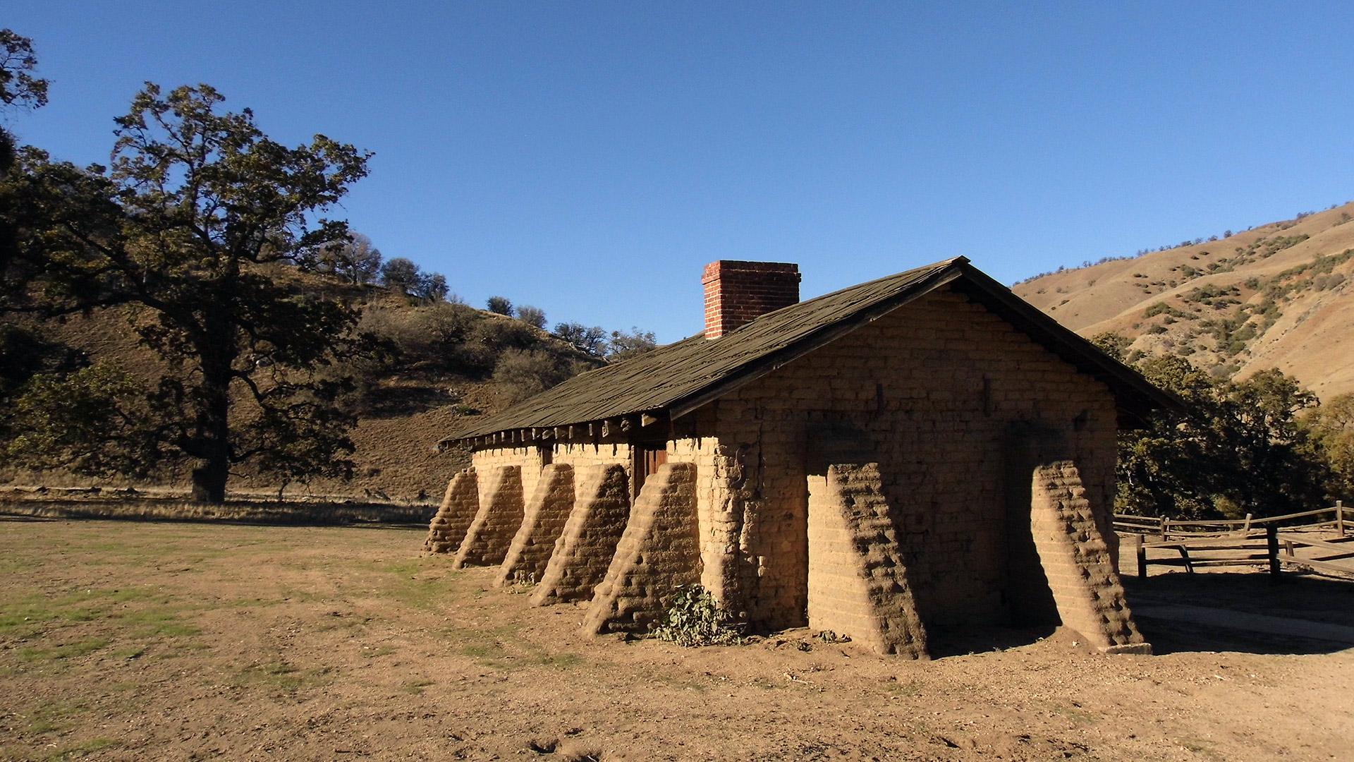 Fort Tejon State Historic Park