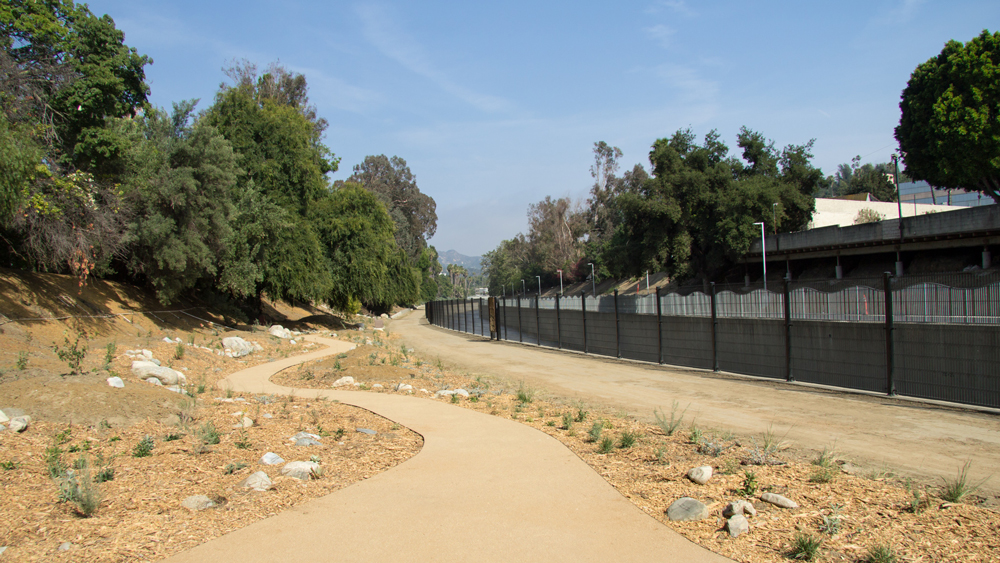 Zev Yaroslavsky L.A. River Greenway Trail | Photo: Jason Goldman