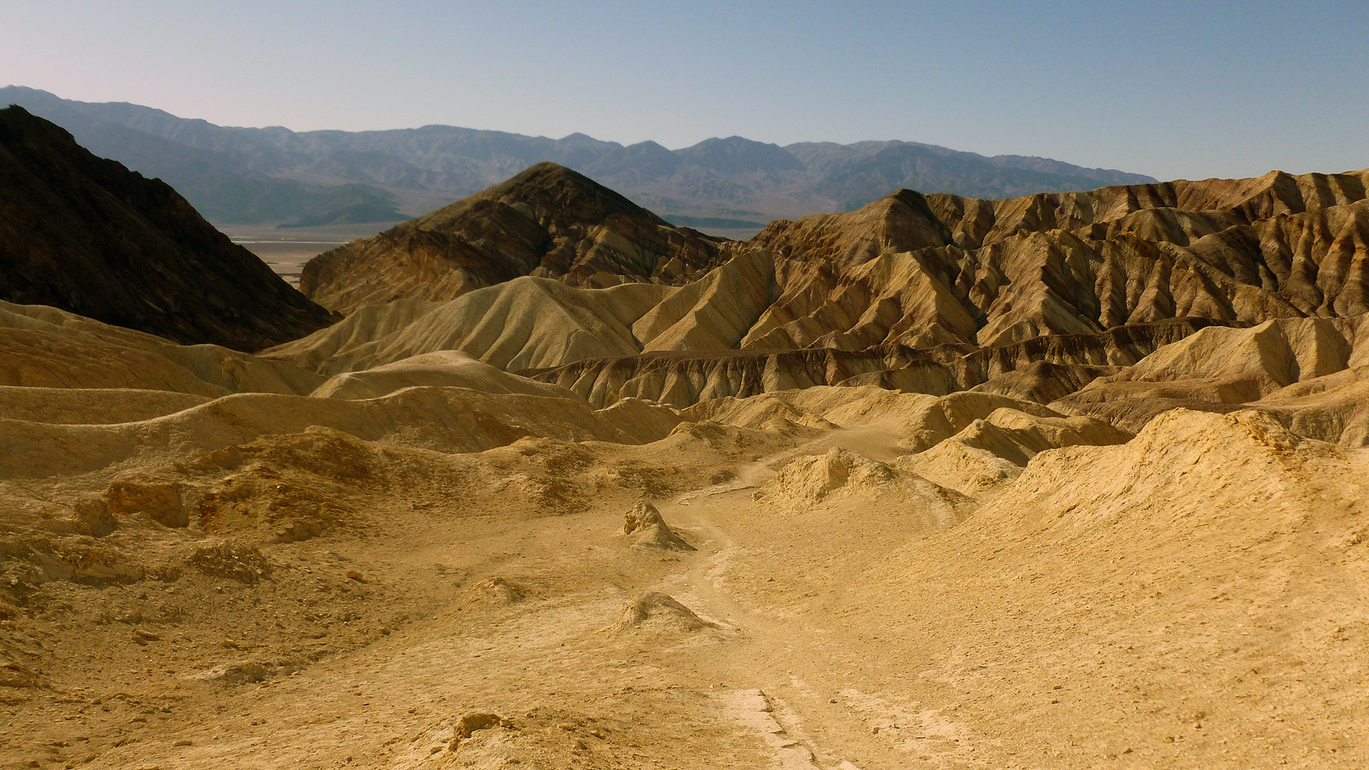 death valley geology