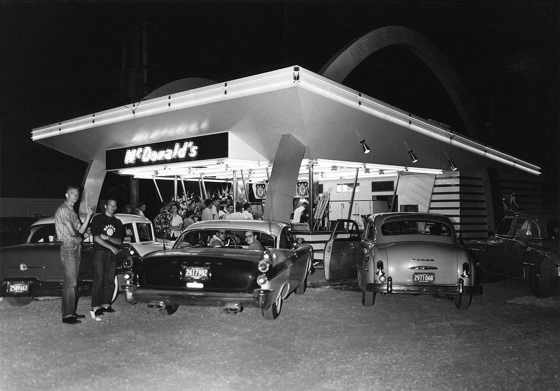 1950s McDonalds