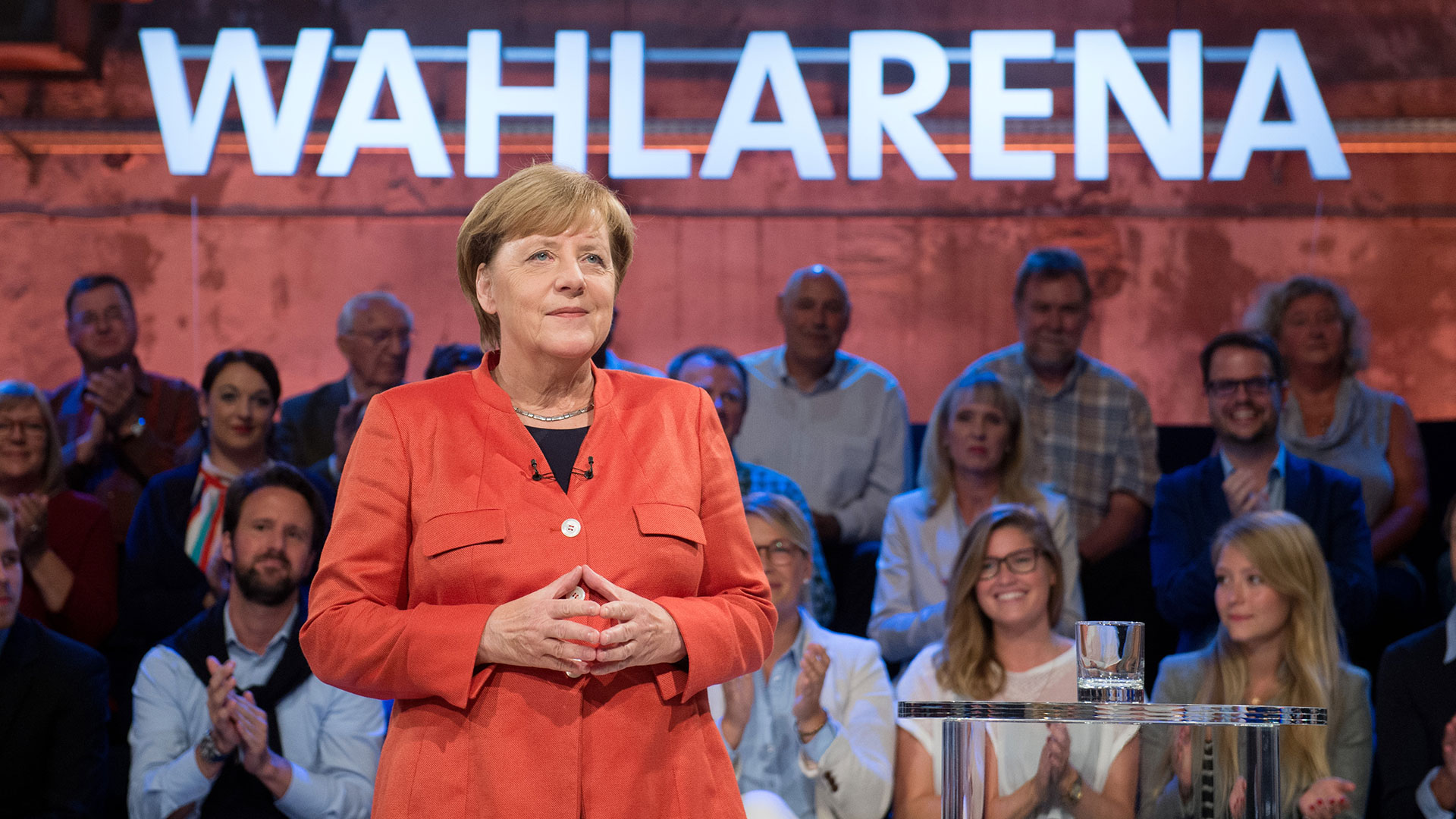Germany Decides: Angela Merkel