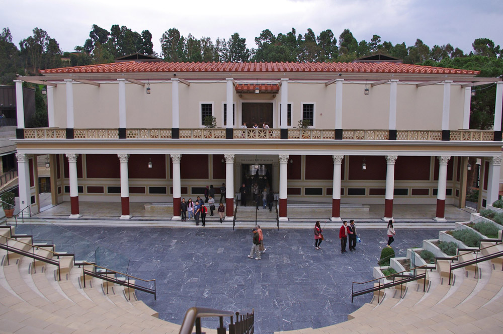 Getty Villa | David Merrett