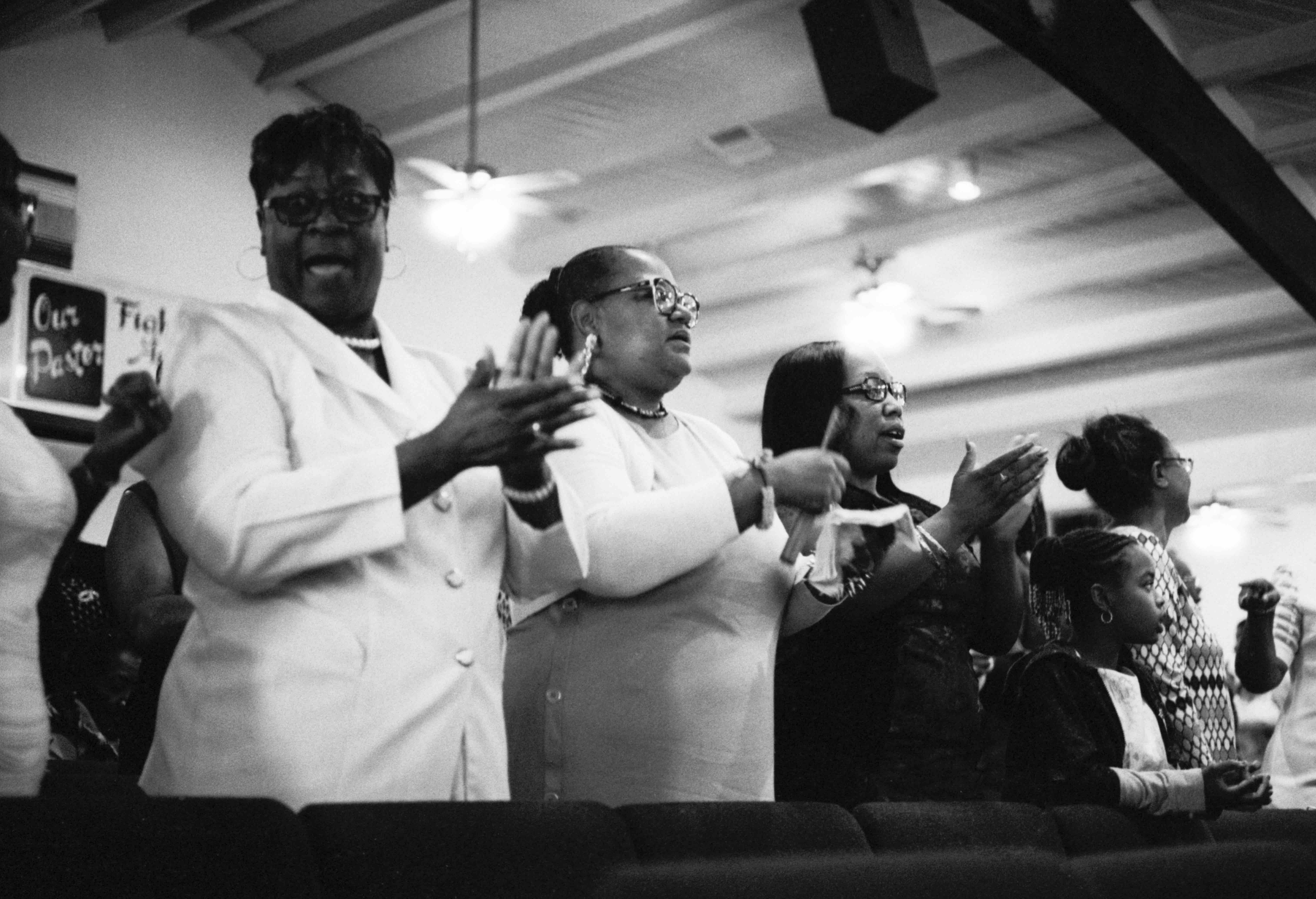 "Explore the history of gospel music in ""How Sweet the Sound: Gospel in Los Angeles""."