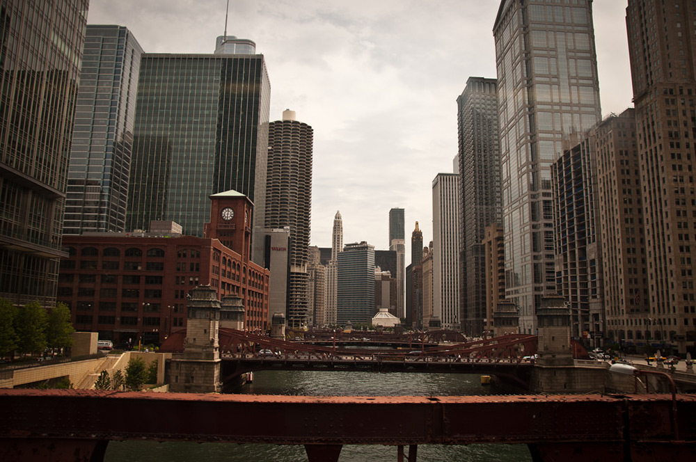 Gotham City - Chicago