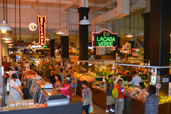 Grand Central Market Hall