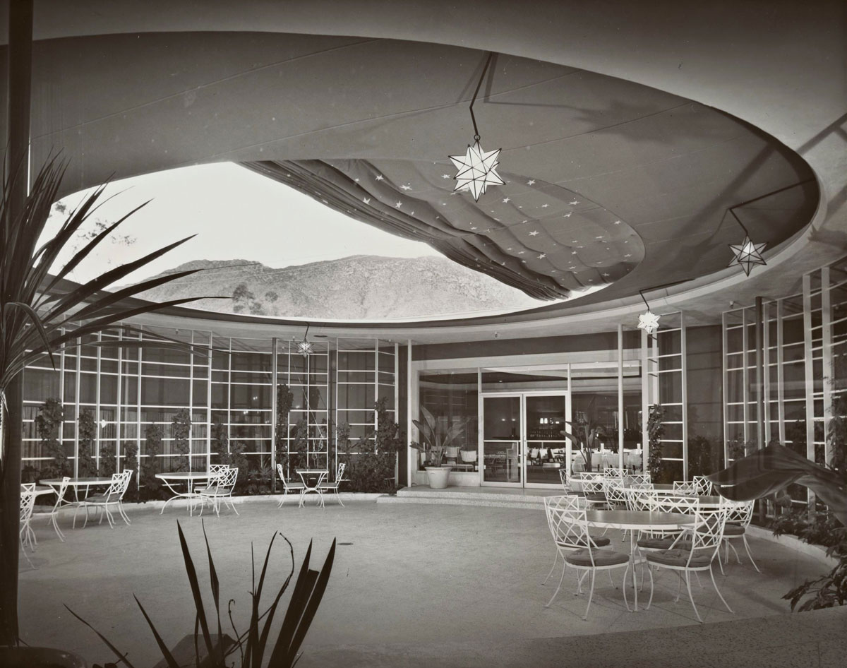 Inside the LAX Theme Building, which Paul R. Williams helped design | J. Paul Getty Trust. Getty Research Institute, Los Angeles