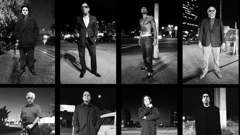 "Harry Gamboa Jr.'s ""Chicano Male Unbonded"" photos 