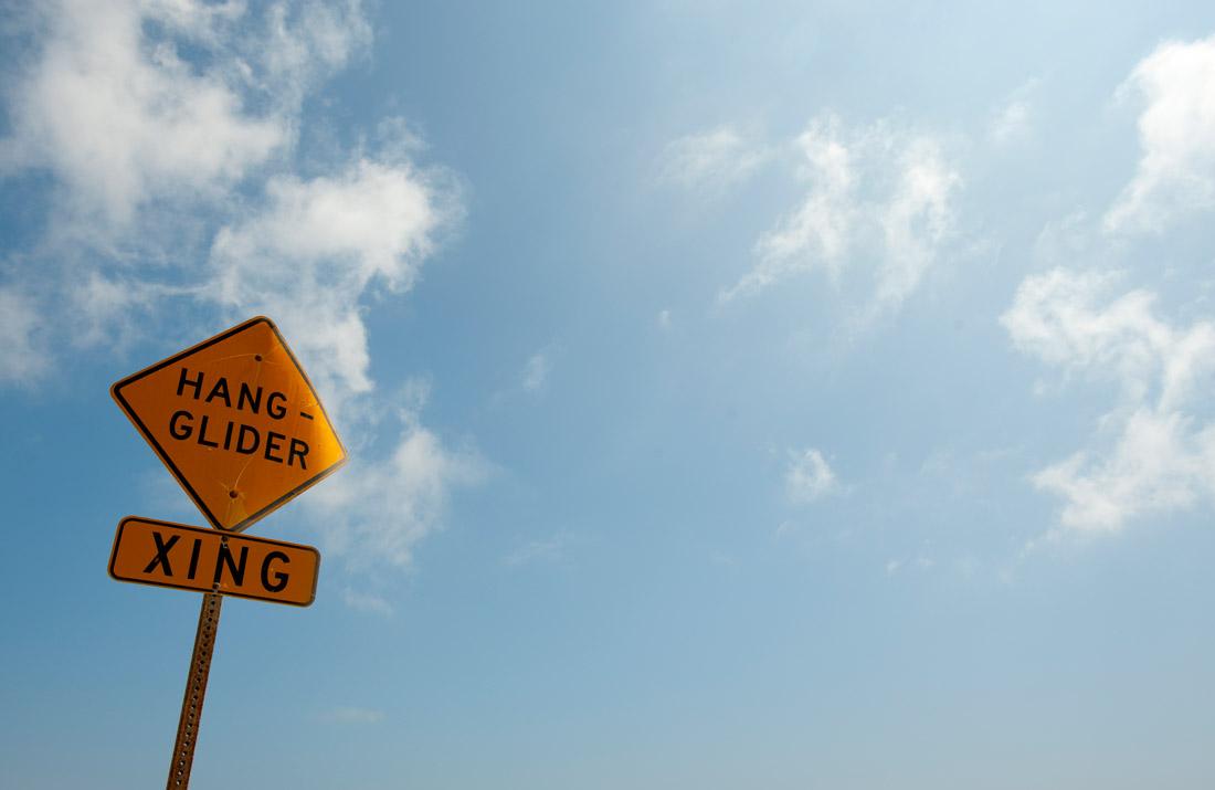 Hang Gliding Dockweiler State Beach (1)