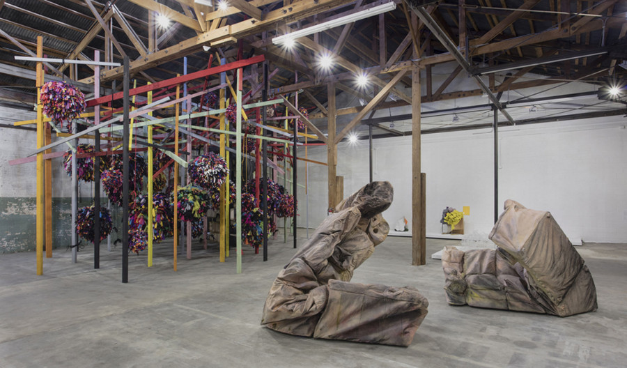 Hauser Wirth & Schimmel Revolution in the Making