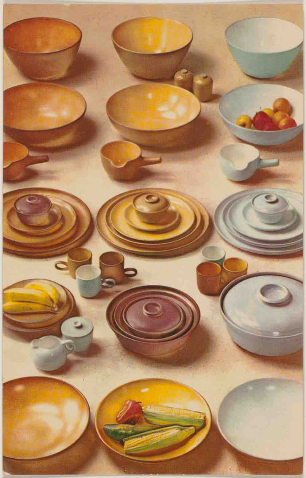 "The work of Edith Heath is featured in the episode ""Heath Ceramics: The Making of a California Classic""."