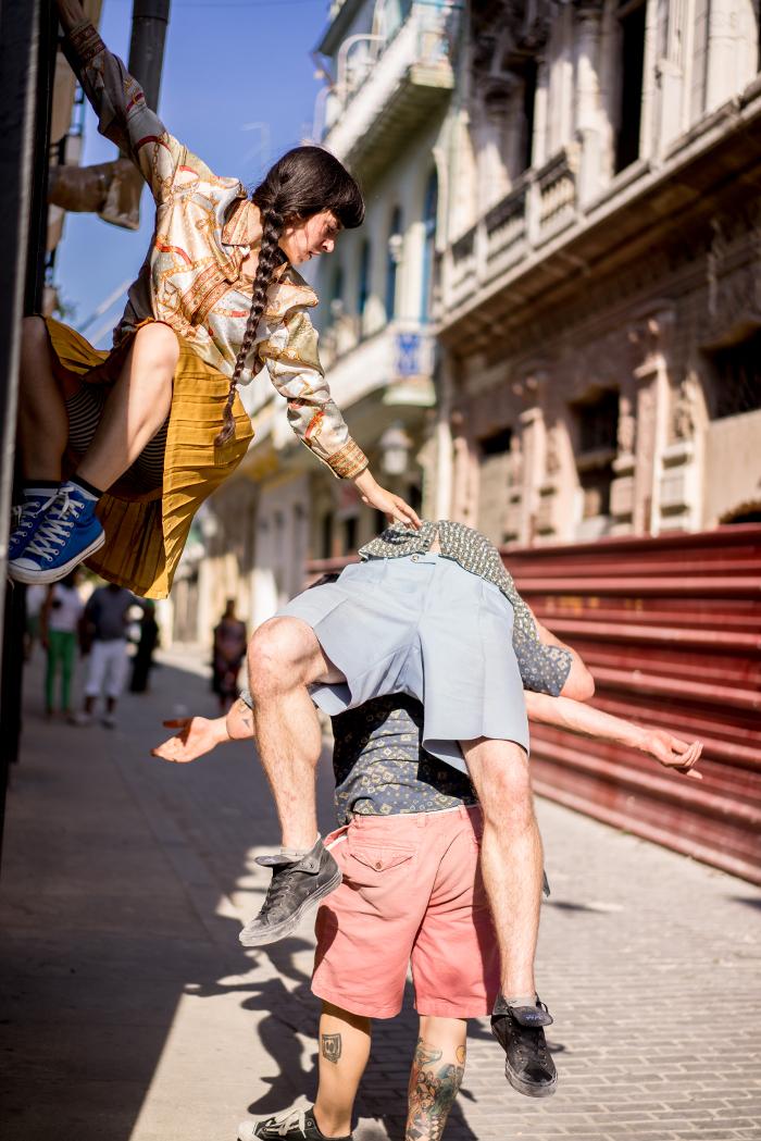 Heidi Duckler Dance Theatre in Cuba
